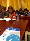 CONFERENCIA SOBRE POLÍTICA EXTERIOR ARGENTINA EN UNIVERSIDAD DE HANOI