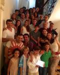 Encuentro con la colectividad argentina en Ho Chi Minh